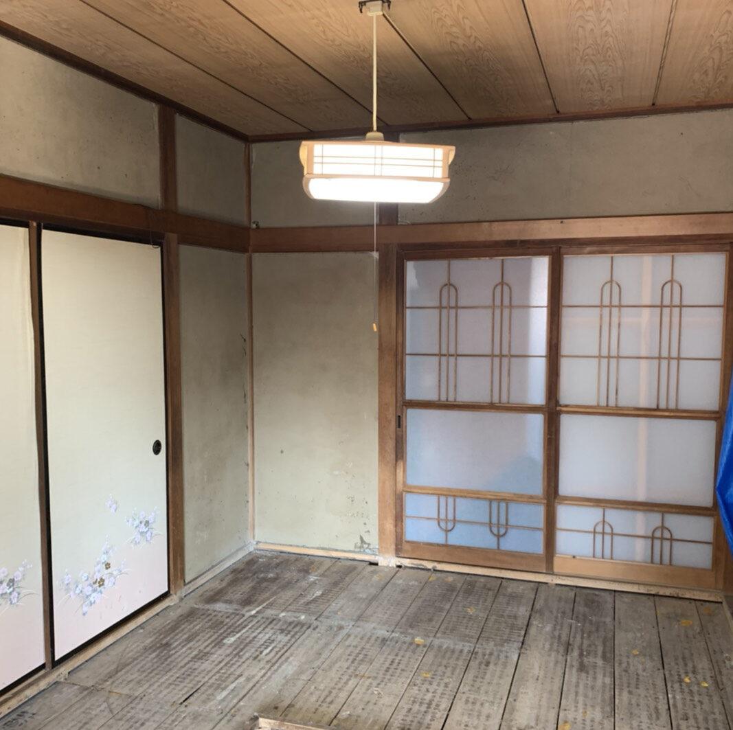 2021.1.30 既存和室を快適生活できるように工事中!